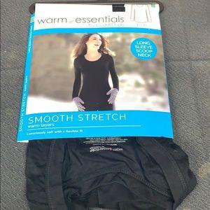 Warm Essentials Smooth Stretch Warm Layers